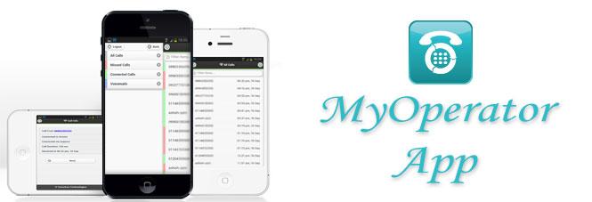 Track Business Calls with MyOperator App