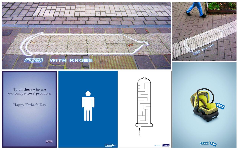 Durex creative ad campaign