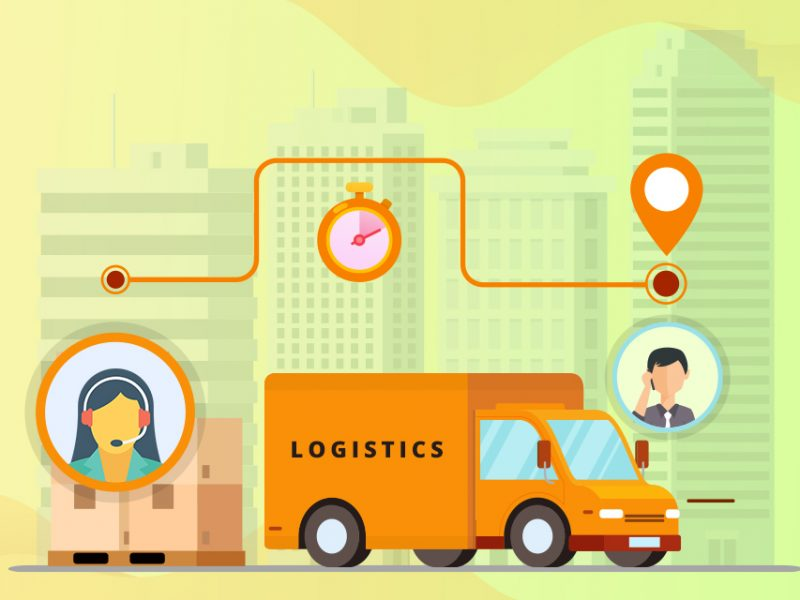 Effective call handling with IVR phone system for logistics companies