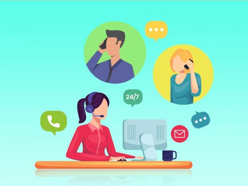 Virtual Call Center Software: Everything you need to know