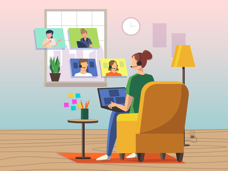 5 Tactics for Remote Employees Who Want to Maximize Productivity